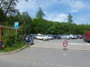 Parkoviště u ZOO